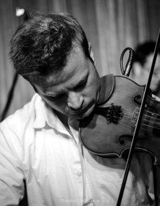 Robert Anderson on Violin